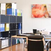 Kunst im Büro